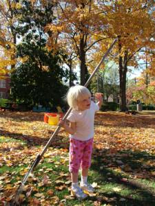 Детская помощь в работе по хозяйству