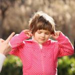 Воспитание капризного ребёнка приводит в гнев родителей