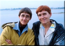 Скребцова Мария и Лопатина Александра