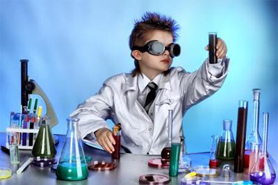 Лаборатория юного исследователя