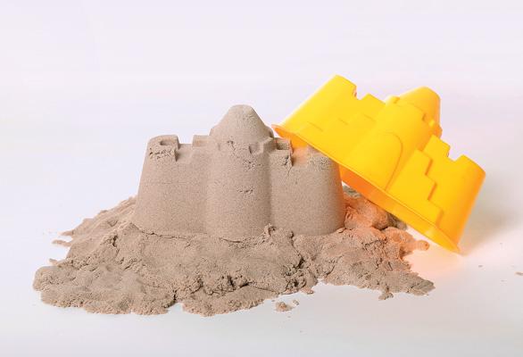 Опыты с песком