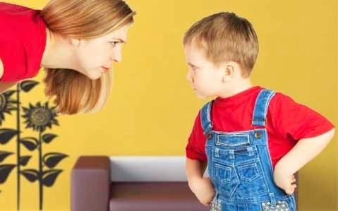 реакция родителей на агрессию ребёнка