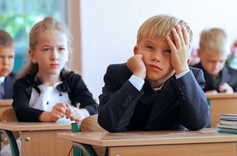 Ребёнок в школе - кризисный этап в жизни