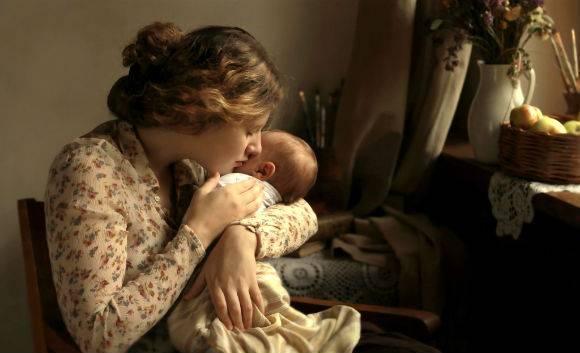 Православная молитва чтобы урегулировать хороший сон ребёнка