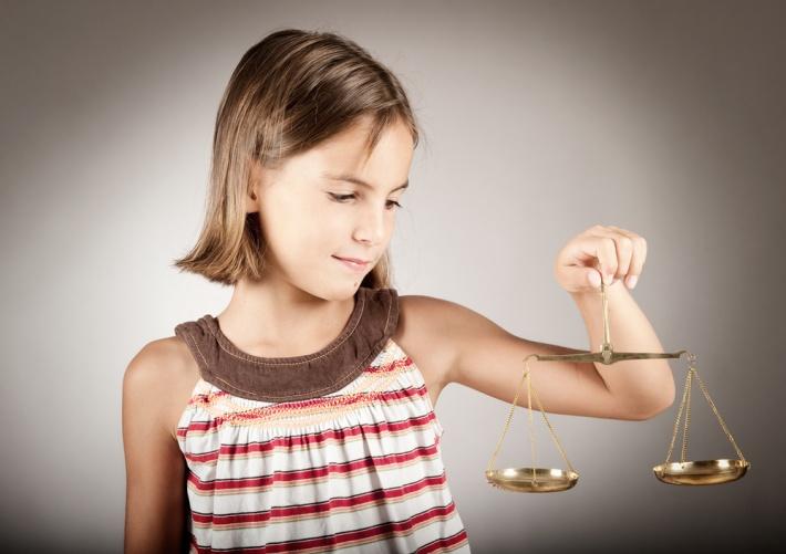 Защита законом прав детей