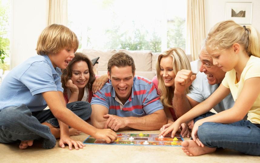 Семья – основа для обучения детей и их воспитания