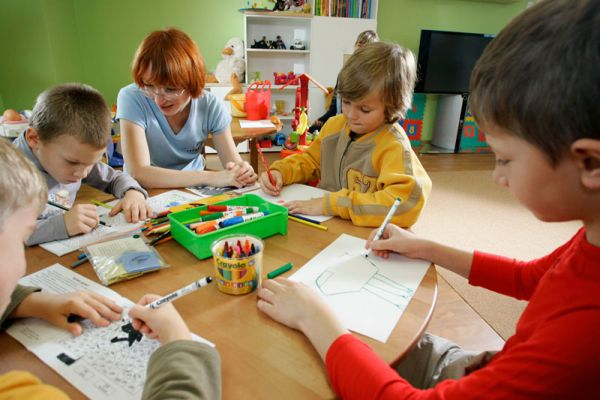 Проверка знаний детей 6-7-ми лет