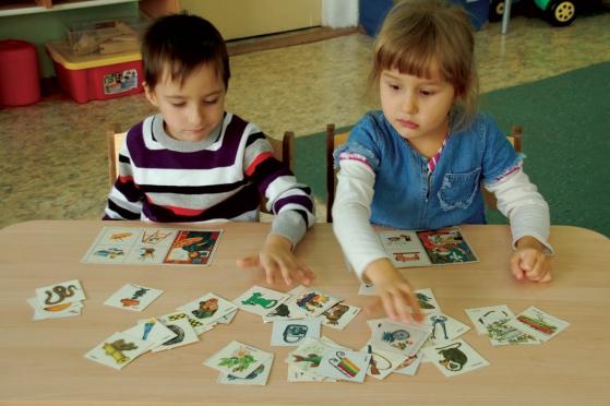 Игры с карточками развивают внимательность и воображение