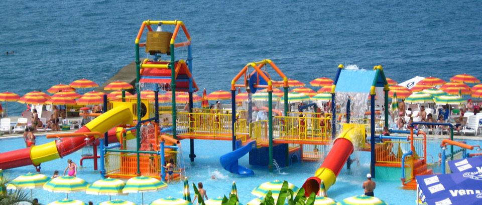 Дом семейного отдыха на черноморском побережье