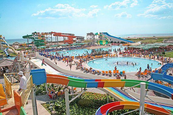 Евпатория - лучший детский курорт Крыма