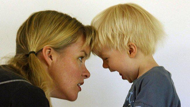 Агрессивность в раннем возрасте