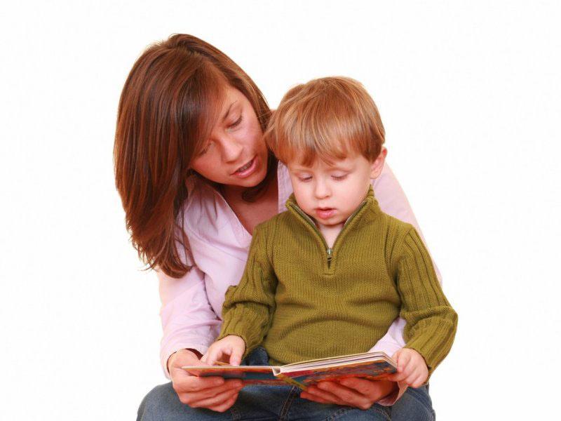 Надо убедиться, что малыш готов к обучению
