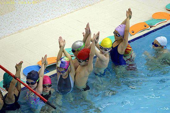Обучение плаванию - элемент безопасности ребенка
