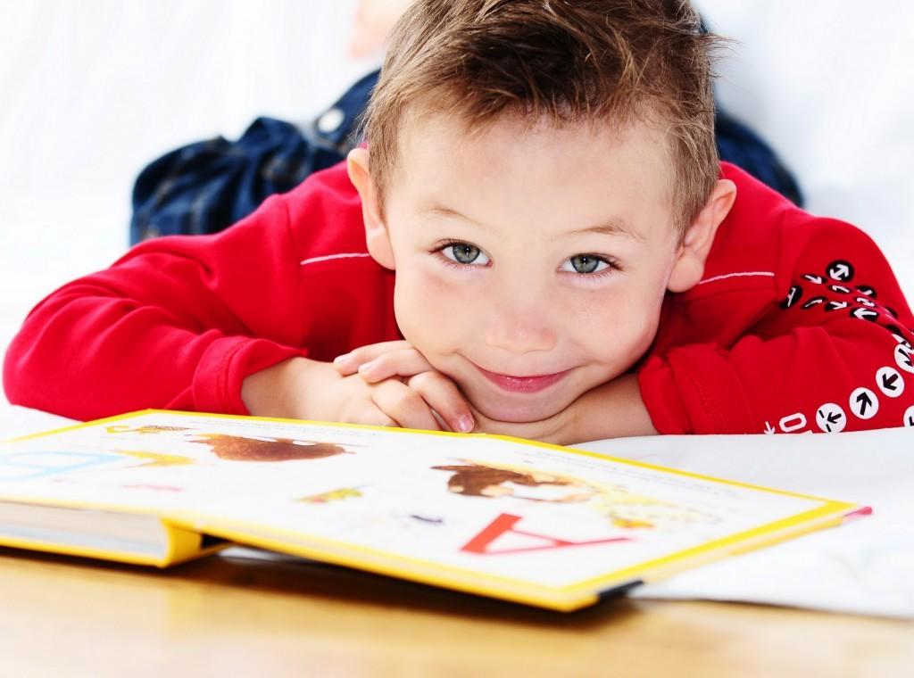 В 4-е года ребенок уже должен быть знаком с книгами