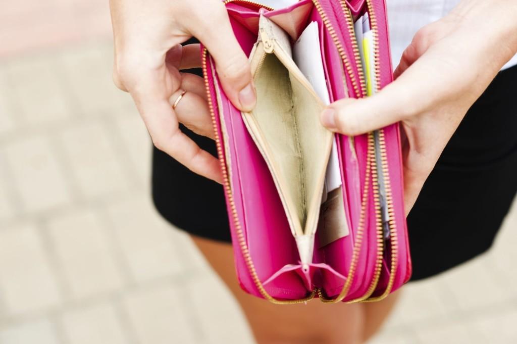 Деньги должны храниться в недоступном для детей месте