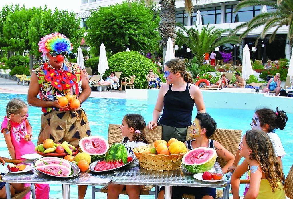 Отдых в Греции станет незабываемым для детей
