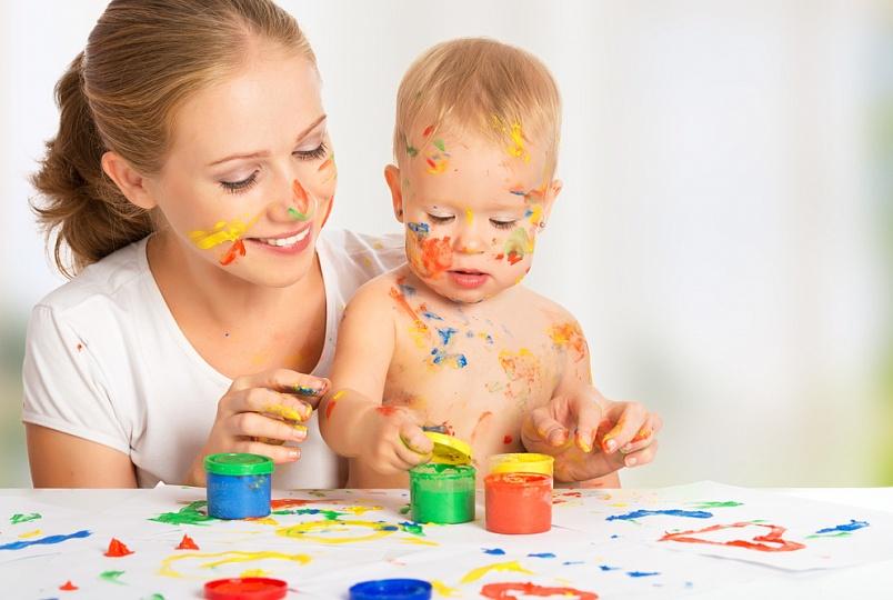 Чем больше с детьми заниматься, тем быстрее они развиваются