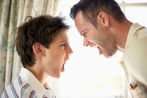 Агрессия подростка