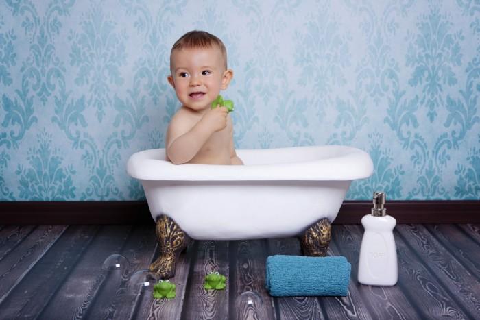 Гигиена мальчика