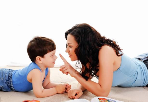 Диалог с ребенком