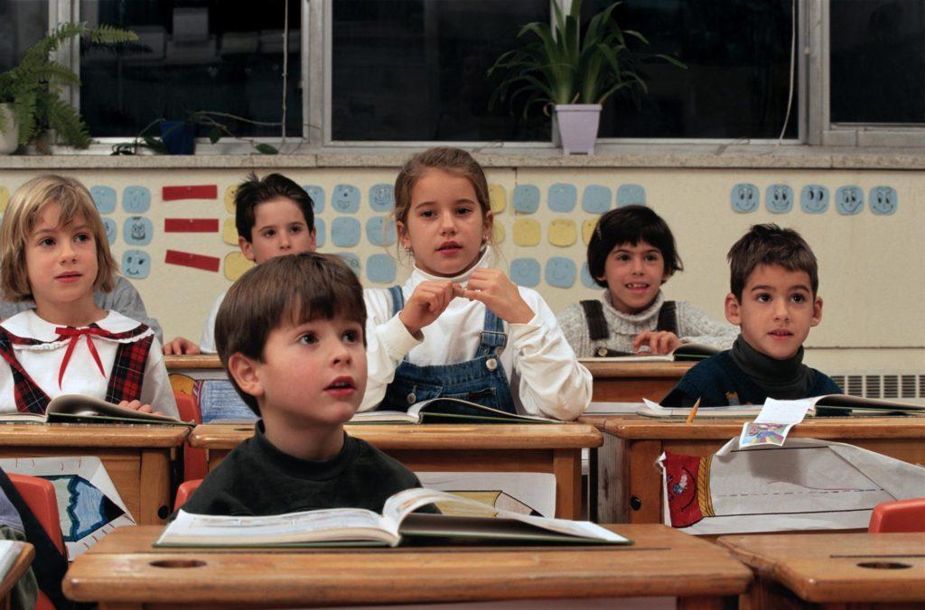 Дети и школа