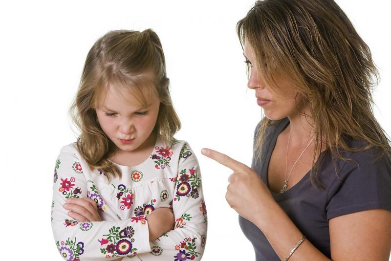 Непослушание детей