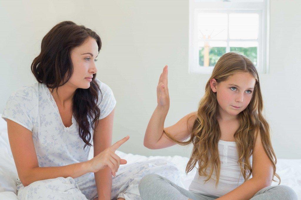 Проблемы с подростком
