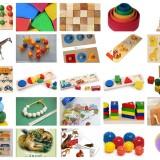 Развивающие игрушки для детей от 3 лет