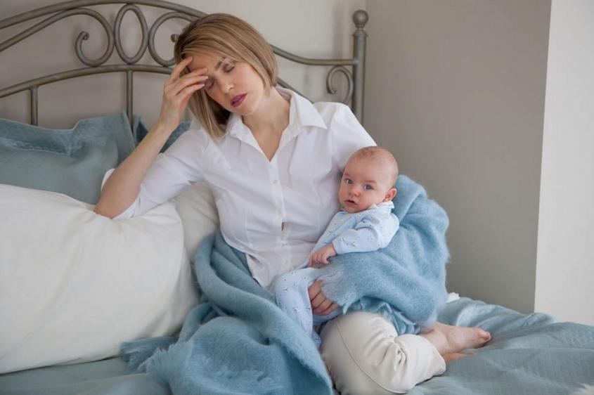 ночь путают и новорожденные день