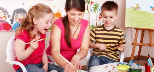 Как развлечь детей в свободное время