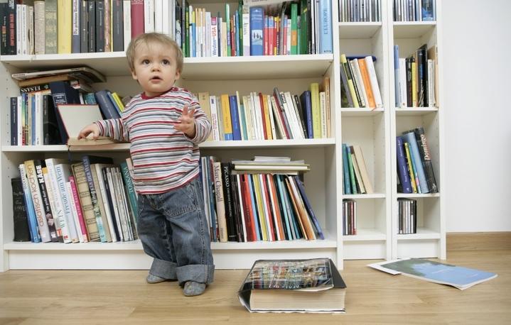 Развитие ребенка после 1 года по месяцам