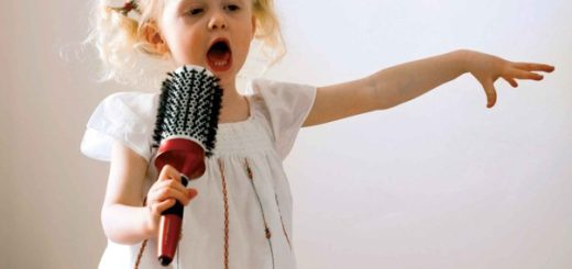 Дети очень музыкальны