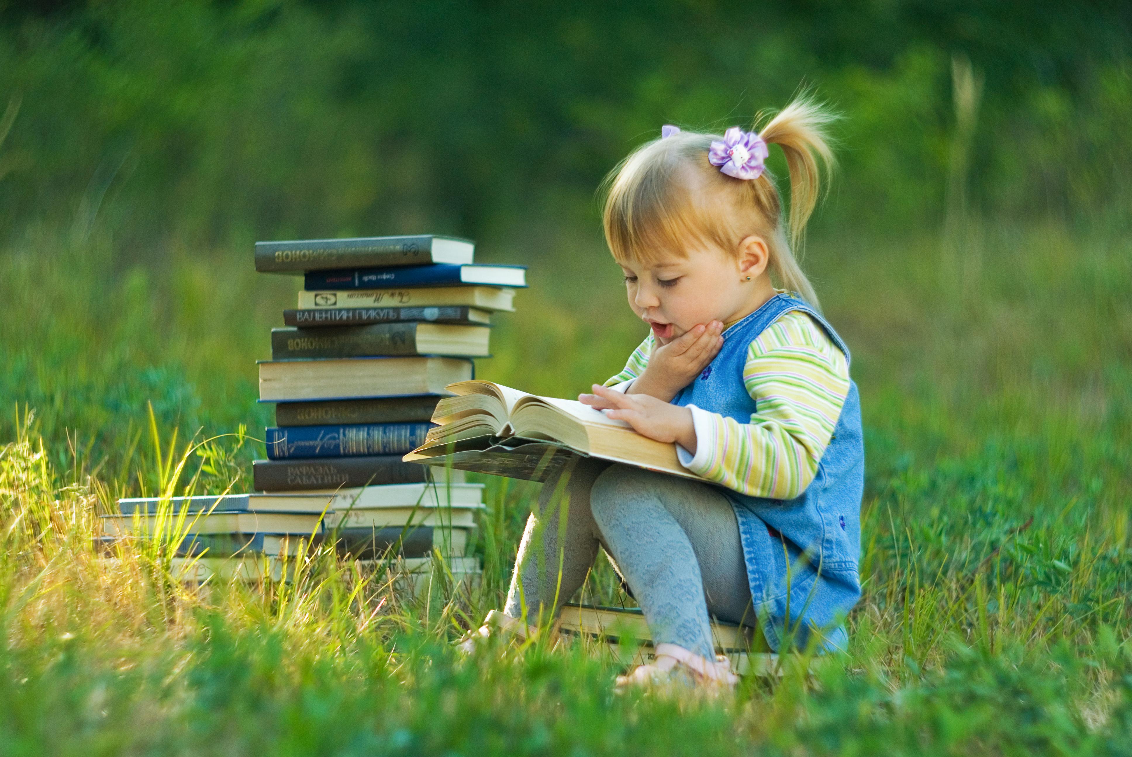 Как научить ребенка читать в 4 года