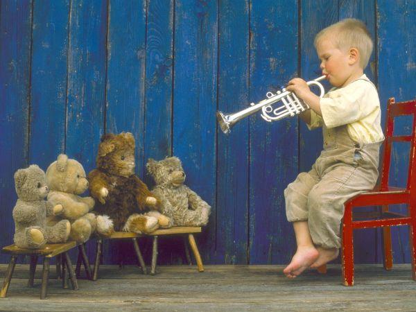 Музыка и игра