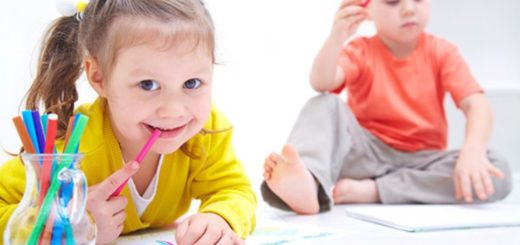 Особенности психического развития у детей-дошкольников