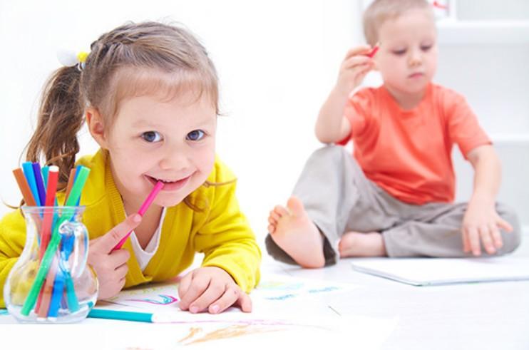 Развитие детей-дошкольников