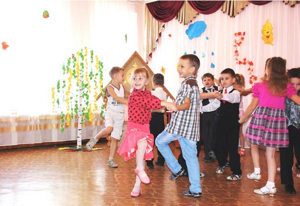 Чувство ритма и танец