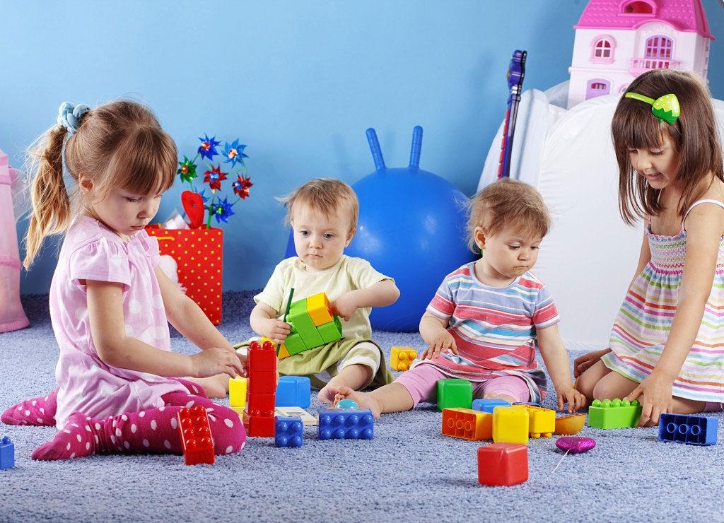 Дети от года до 3-х лет