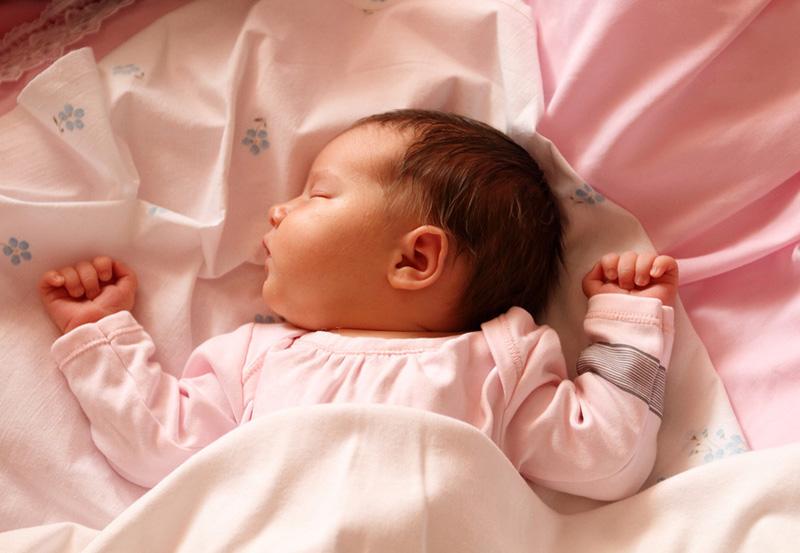 Малыш в 1 месяц