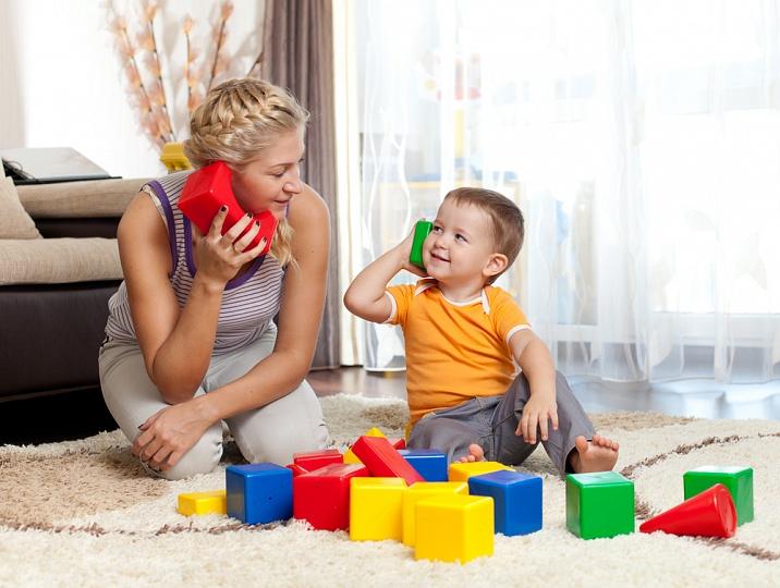 Общение с детства