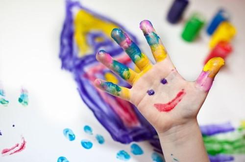Пальчиковые краски