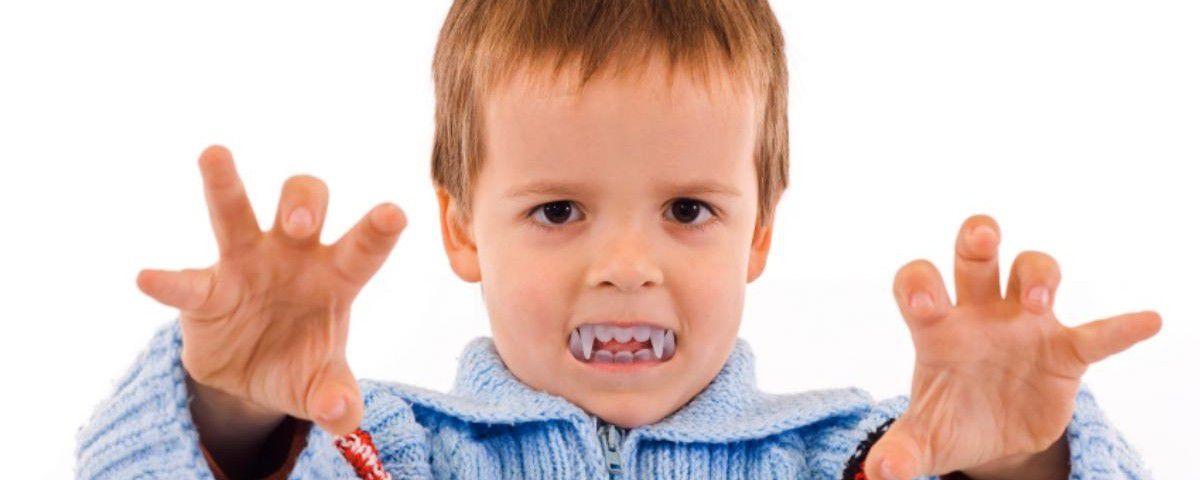 Почему кусается ребёнок в разном возрасте