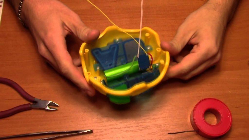 Игрушка электроник своими руками 97