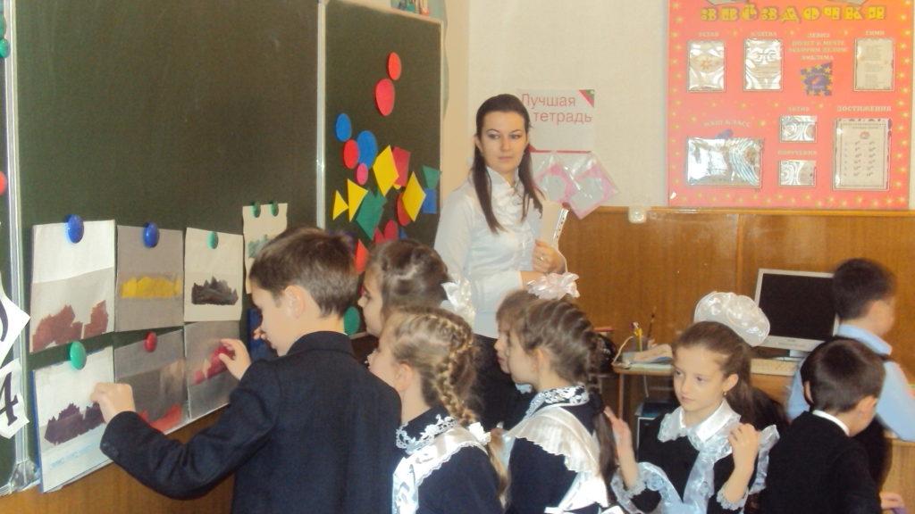 Школьное обучение