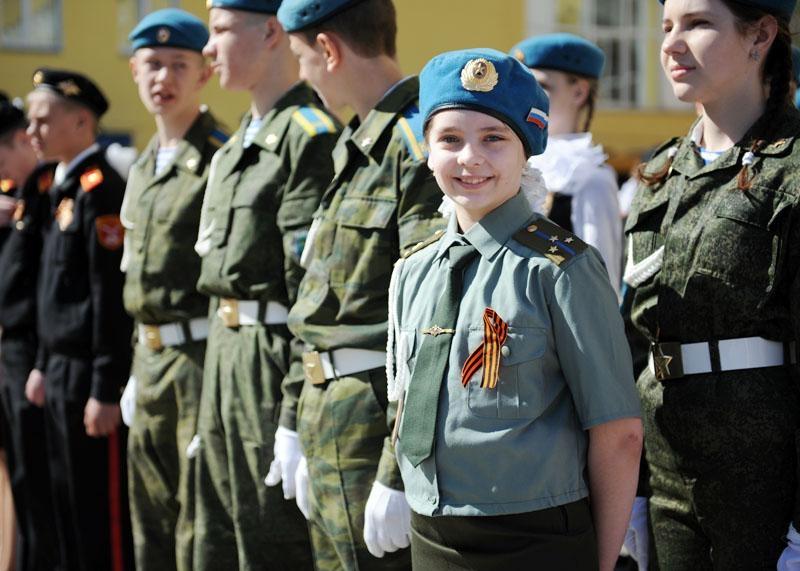 Военно-патриотические воспитание