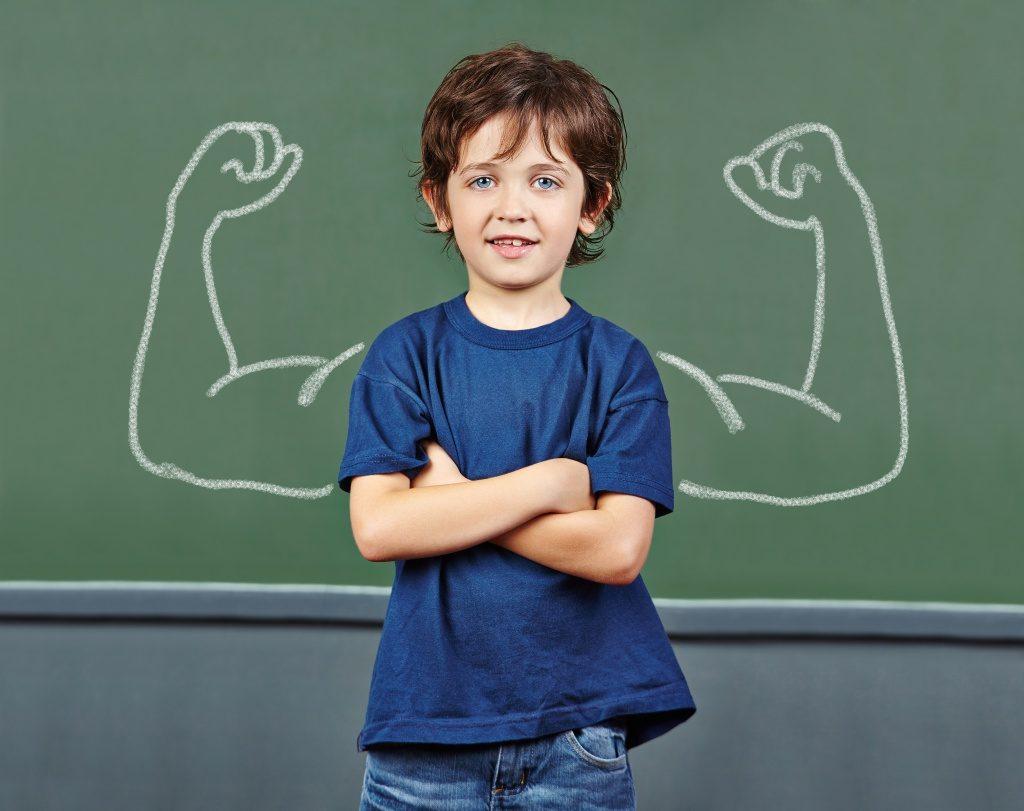 Самооценка в 5-6 лет