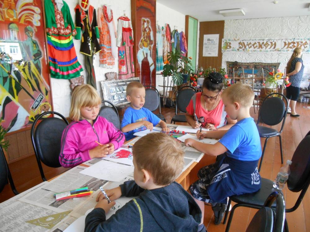 Творчество младших школьников