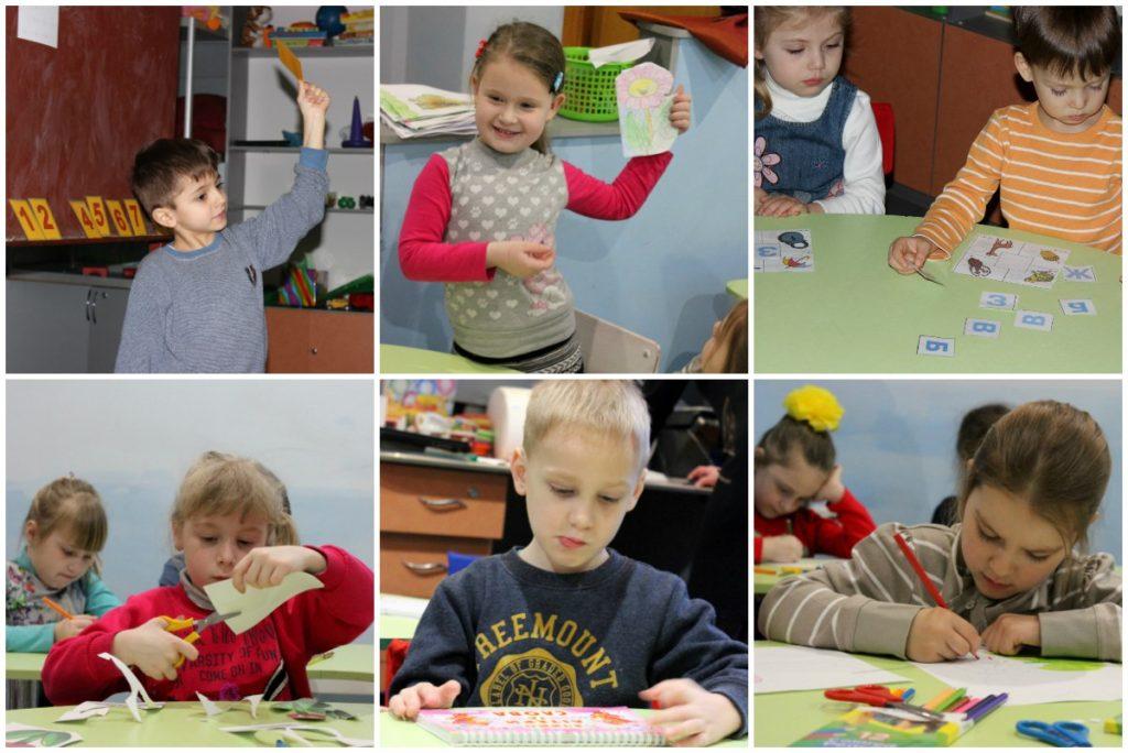 Дети и ручной труд