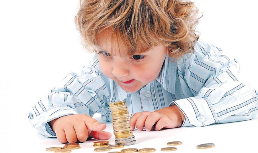 Знакомство с деньгами