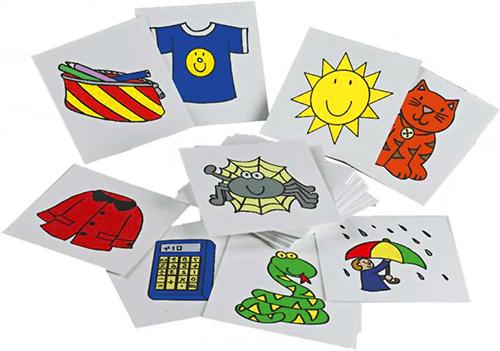 Карточки на запоминание изображений